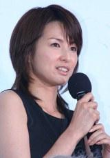 映画『神様のカルテ』完成披露イベントに出席した吉瀬美智子 (C)ORICON DD in