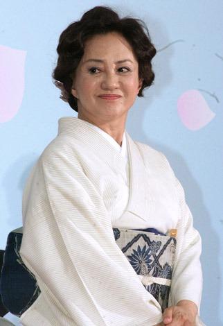 映画『神様のカルテ』完成披露イベントに出席した加賀まりこ (C)ORICON DD in