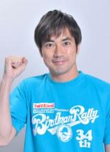 『鳥人間コンテスト2011』に司会進行&実況として出演する羽鳥慎一アナ