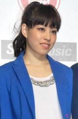 新メンバー初お披露目イベントを行ったFLOWERの中島美央 (C)ORICON DD inc.