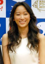 『スカパー!アワード2011』記者発表会に出席した杏 (C)ORICON DD inc.