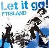 ニューシングル「Let it go!」(通常盤)