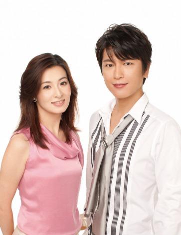 サムネイル 及川光博と檀れいが結婚を発表