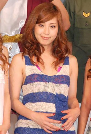 『びっくりぱちんこ プロポーズ大作戦 あの娘のハートもキュイン2』の発表会に参加した、辰巳奈都子 (C)ORICON DD inc.