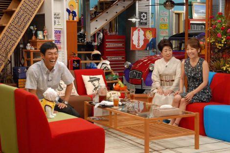『さんまのまんま』放送1200回の模様 (C)関西テレビ
