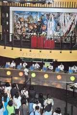"""主演映画『忍たま乱太郎』のヒットを記念し、劇場1日""""こども支配人""""を務めた加藤清史郎 (C)ORICON DD inc."""