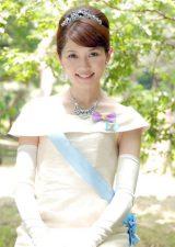 お姫さま衣装を披露した小池さちえ(C)ORICON DD inc.