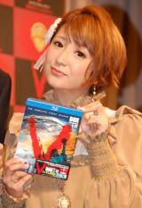 海外ドラマ『V<ファーストシーズン>』ブルーレイ&DVD発売記念試写会に出席した矢口真里 (C)ORICON DD inc.