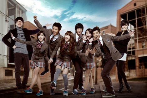 『ドリームハイ』DVD BOX1 Licensed by KBS Media Ltd. (C) 2011 KBS. All rights reserved.