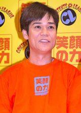 コンテンツリーグ東日本大震災チャリティお笑いライブ『笑顔の力』に参加した、ネプチューン・名倉潤 (C)ORICON DD inc.
