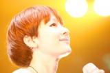 出産後初のライブを行った木村カエラ