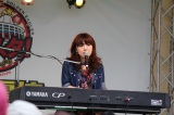 ワーナーミュージック・ジャパンに移籍することを発表した熊木杏里