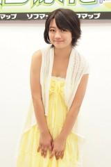 「最近の自分のイメージカラー」という黄色の衣装を着用してきた森田 (C)ORICON DD inc.