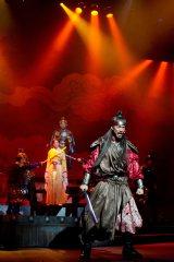舞台『レッドクリフ -愛-』の一幕
