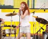 """『お台場合衆国2011』内のイベント""""ODAIBA MUSIC ハウス""""に参加した貴城けい (C)ORICON DD inc."""