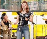"""『お台場合衆国2011』内のイベント""""ODAIBA MUSIC ハウス""""に参加した姿月あさと (C)ORICON DD inc."""