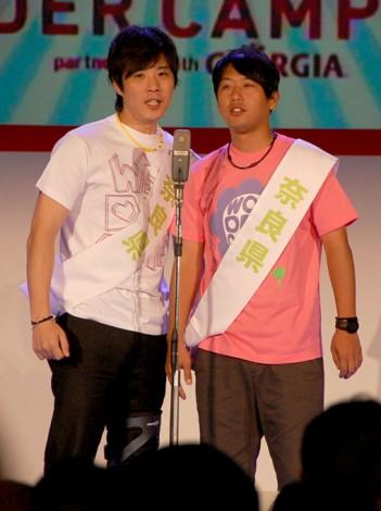 『有楽町ラフピースクエア』オープニングセレモニーに登場したライセンス (C)ORICON DD inc.