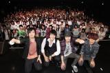 宮城県中学合唱部応援ライブを行ったflumpool