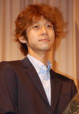 映画『神様のカルテ』特別試写会終了後のトークイベントに出席した深川栄洋監督 (C)ORICON DD inc.