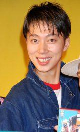 『ピラメキーノ』のDVD発売記念イベントに出席したはんにゃ・金田哲 (C)ORICON DD inc.