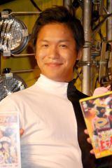 『ピラメキーノ』のDVD発売記念イベントに出席したはんにゃ・川島章良 (C)ORICON DD inc.