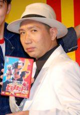 『ピラメキーノ』のDVD発売記念イベントに出席した梶原善 (C)ORICON DD inc.