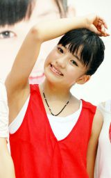 デビュー前イベントを行った、中学生アイドルグループ・Fairiesの藤田みりあ (C)ORICON DD inc.