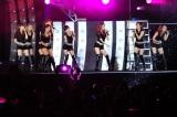 復興支援イベント『K-POP All star Live in Niigata』でトリを務めた少女時代 (C)ORICON DD inc.