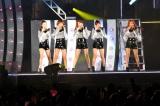 復興支援イベント『K-POP All star Live in Niigata』に出演したKARA (C)ORICON DD inc.