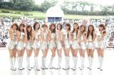 東京・よみうりランドで新曲発売イベントを行ったSDN48
