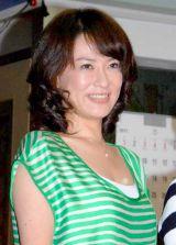 NHKの連続ドラマ『ビターシュガー』の記者会見に出席した鈴木砂羽 (C)ORICON DD inc.