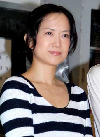 NHKの連続ドラマ『ビターシュガー』の記者会見に出席した和久井映見 (C)ORICON DD inc.