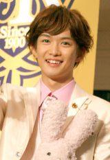 映画化が発表されたTBS系ドラマ『桜蘭高校ホスト部』のファンイベントに出席した千葉雄大 (C)ORICON DD inc.