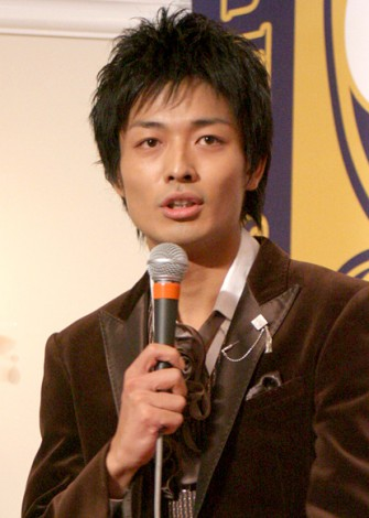 映画化が発表されたTBS系ドラマ『桜蘭高校ホスト部』のファンイベントに出席した中村昌也 (C)ORICON DD inc.