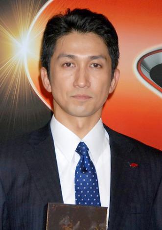 映画『SP 革命篇』『革命前日』のDVD&Blu-ray発売記念イベントに出席した神尾佑 (C)ORICON DD inc.