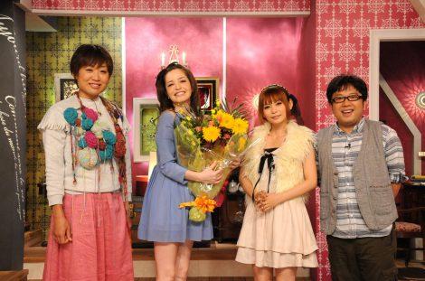 妊娠中の梨花が『世界!弾丸トラベラー』(日本テレビ系)を卒業