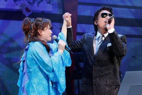 26年目で初共演した渡辺美里と鈴木雅之