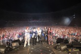 『a-nation 10th Anniversary for Life Charge & Go! ウイダーinゼリー』東京公演初日(8/27)に出演したX JAPAN