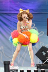 『a-nation 10th Anniversary for Life Charge & Go! ウイダーinゼリー』東京公演初日(8/27)に出演したmihimaruGT