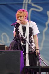『a-nation 10th Anniversary for Life Charge & Go! ウイダーinゼリー』東京公演初日(8/27)に出演したAcid Black Cherry