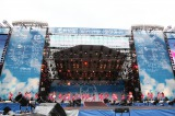 『a-nation 10th Anniversary for Life Charge & Go! ウイダーinゼリー』東京公演初日(8/27)に出演したE-Girls
