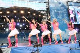 『a-nation 10th Anniversary for Life Charge & Go! ウイダーinゼリー』東京公演初日(8/27)に出演したE-Girls(Dream)