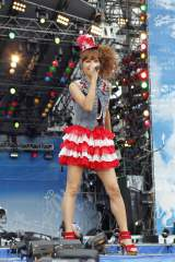 『a-nation 10th Anniversary for Life Charge & Go! ウイダーinゼリー』東京公演初日(8/27)に出演したGIRL NEXT DOOR