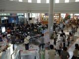 宮城県石巻市など被災地3県5店舗のイトーヨーカドーで無料で行われたパブリックビューイング