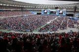 『a-nation 10th Anniversary for Life Charge & Go! ウイダーinゼリー』東京公演初日(8/27)の全景(昼)