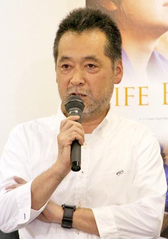 映画『アントキノイノチ』が『第35回モントリオール世界映画祭』のイノベーションアワードを受賞し都内で会見を行った監督の瀬々敬久 (C)ORICON DD inc.