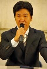 8月24日、突然の芸能界引退を発表\した島田紳助さん (C)ORICON DD inc.