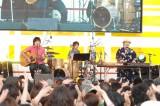 「お台場合衆国2011 めざましライブ」に登場したスキマスイッチ