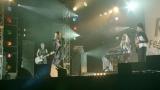 新CMでロックバンドを結成した『白戸家』(左から、樋口可南子、上戸彩、ダンテ・カーヴァー、若尾文子)