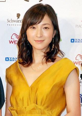 サムネイル 第2子出産後初の公の場に登場した広末涼子 (C)ORICON DD inc.
